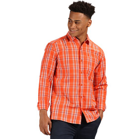 Regatta Mindano II - T-shirt manches longues Homme - orange